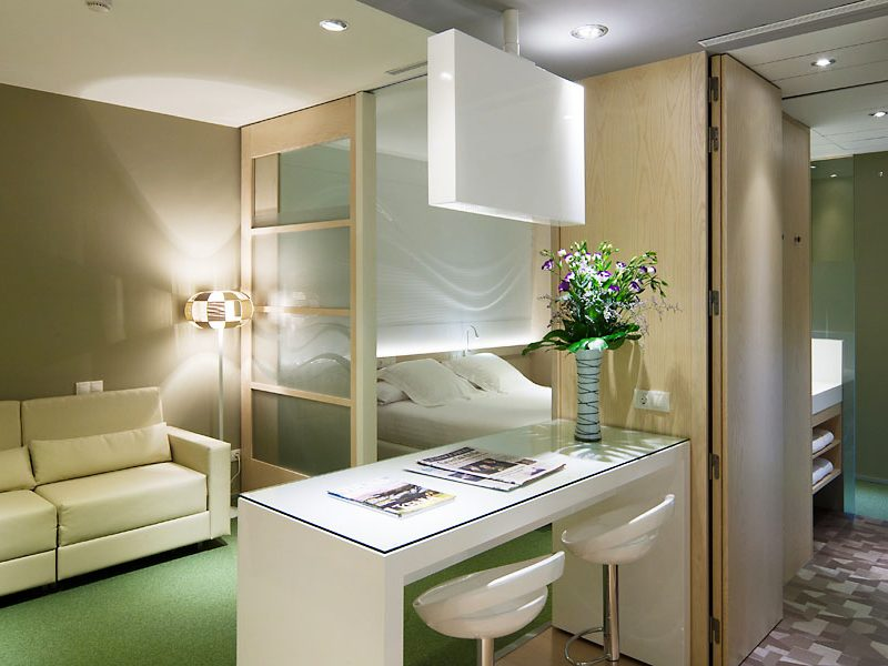 Eco Friendly Suite Premium Suite Hotels Barcelona